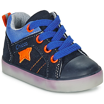 Shoes Boy High top trainers Chicco GRADO Blue
