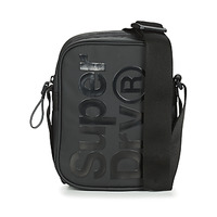 Bags Pouches / Clutches Superdry SIDE BAG Black