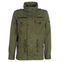 material Men Parkas Superdry ROOKIE FIELD JACKET Kaki