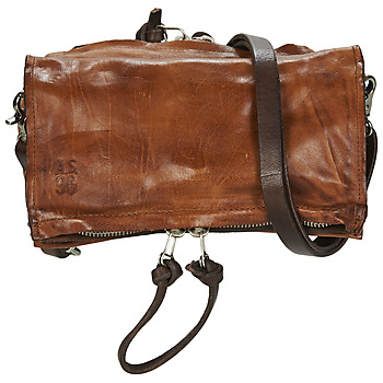 Bags Women Shoulder bags Airstep / A.S.98 GASCON Brown