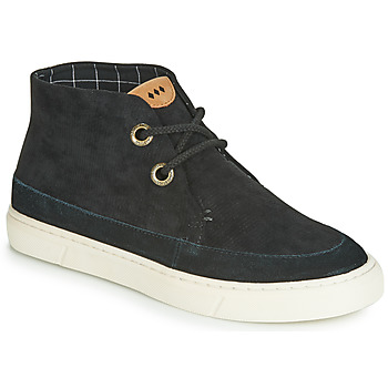 Shoes Men High top trainers Armistice BLOW DESERT Black