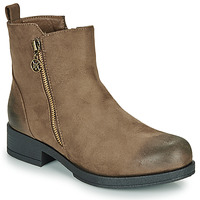 Shoes Women Mid boots Chattawak VAMP Taupe