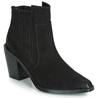 Shoes Women Ankle boots Chattawak LAURENCE Black