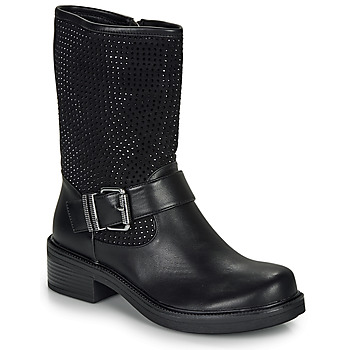 Shoes Women Mid boots Chattawak VICTORIA Black