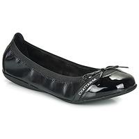 Shoes Women Ballerinas Chattawak CAPRICE Black