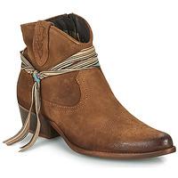 Shoes Women Mid boots Felmini SERRAJE Brown