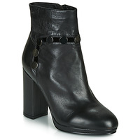 Shoes Women Ankle boots Café Noir GLORIA Black