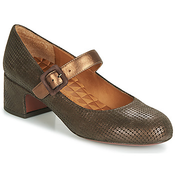 Shoes Women Court shoes Chie Mihara ULMER Brown