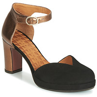Shoes Women Court shoes Chie Mihara JO-MAHO Black / Gold