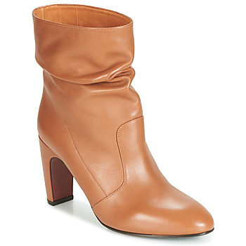 Shoes Women Ankle boots Chie Mihara EVIL Camel