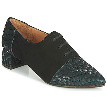 Shoes Women Derby shoes Chie Mihara ROLY Black / Green