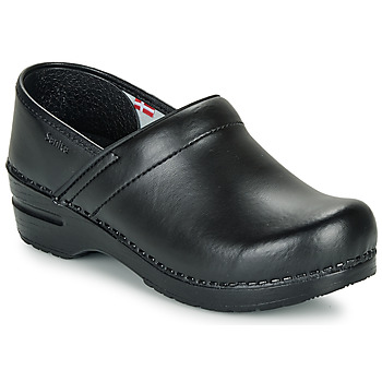Shoes Women Clogs Sanita PROF Black
