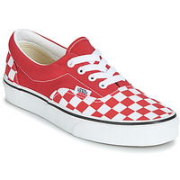 Shoes Low top trainers Vans ERA Red / White