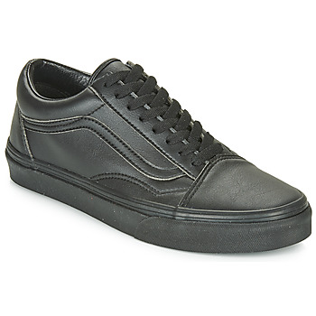 Shoes Low top trainers Vans OLD SKOOL Black