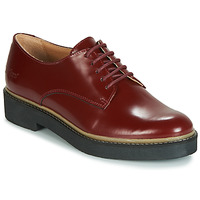 Shoes Women Derby shoes Kickers OXFORK Red