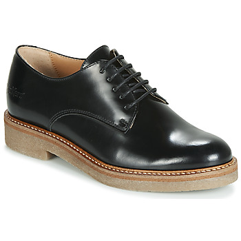Shoes Women Derby shoes Kickers OXFORK Black
