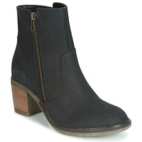 Shoes Women Ankle boots Kickers PHILEMONA Black