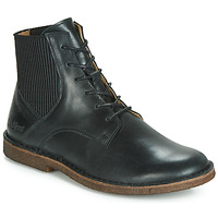 Shoes Women Mid boots Kickers TITI Black