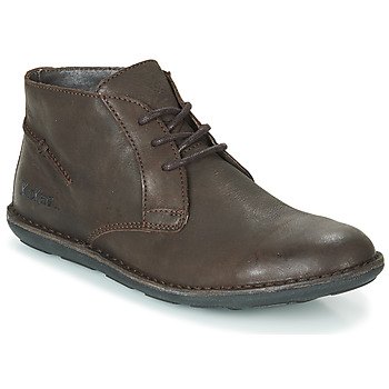 Shoes Men Mid boots Kickers SWIBO Brown
