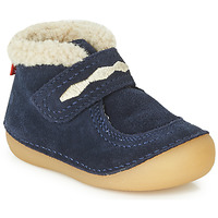 Shoes Children Mid boots Kickers SOETNIC Marine