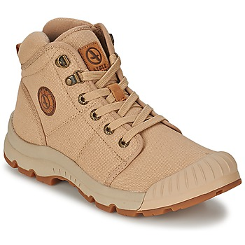 Shoes Men High top trainers Aigle TENERE LIGHT Beige