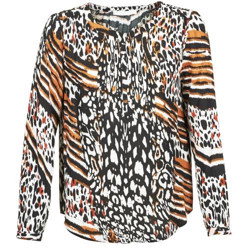 material Women Blouses See U Soon CABRI Multicolour
