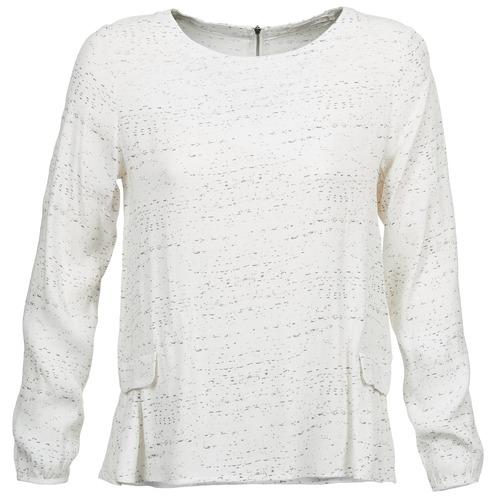 material Women Blouses See U Soon CABRINOU White