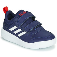 Shoes Boy Low top trainers adidas Performance VECTOR C Blue / White