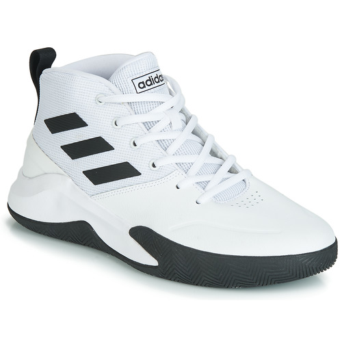 Aplaudir A bordo Hacer la cama  adidas Performance OWNTHEGAME White / Black - Fast delivery | Spartoo  Europe ! - Shoes Basketball shoes Men 64,95 €
