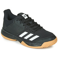 Shoes Children Indoor sports trainers adidas Performance LIGRA 6 YOUTH Black