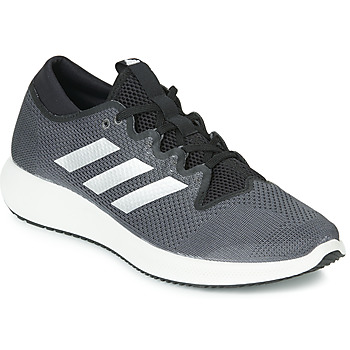Shoes Men Low top trainers adidas Performance EDGE FLEX M Black / Grey