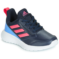 Shoes Girl Low top trainers adidas Performance ALTARUN K Blue / Pink