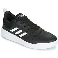 Shoes Children Low top trainers adidas Performance TENSAUR K Black / White