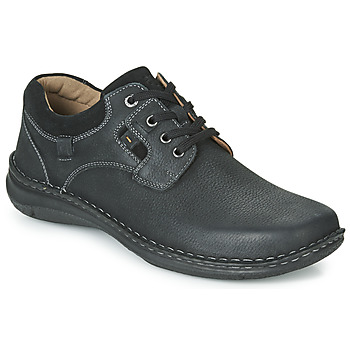 Shoes Men Derby shoes Josef Seibel ANVERS 36 Black