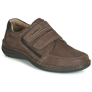 Shoes Men Derby shoes Josef Seibel ANVERS 90 Brown