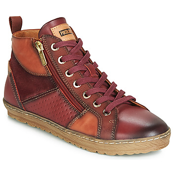 Shoes Women High top trainers Pikolinos LAGOS 901 Bordeau