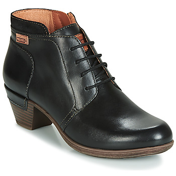 Shoes Women Ankle boots Pikolinos ROTTERDAM 902 Black