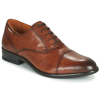 Shoes Men Brogue shoes Pikolinos BRISTOL M7J Brown