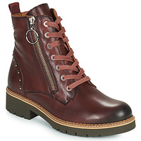 Shoes Women Mid boots Pikolinos VICAR W0V Brown