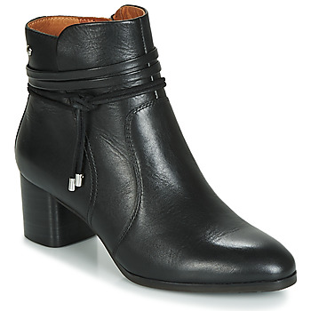 Shoes Women Ankle boots Pikolinos CALAFAT W1Z Black