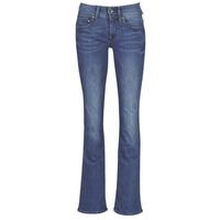 material Women bootcut jeans G-Star Raw MIDGE MID BOOTCUT WMN Blue / Faded / Blue