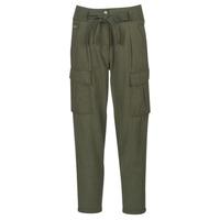 material Women 5-pocket trousers G-Star Raw CHISEL BF PANT WMN Kaki