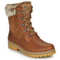 Shoes Women Mid boots Panama Jack TUSCANI Brown
