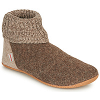 Shoes Men Slippers Giesswein WILDPOLDSRIED Taupe