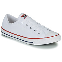 Shoes Women Low top trainers Converse CHUCK TAYLOR ALL STAR DAINTY GS  CANVAS OX White
