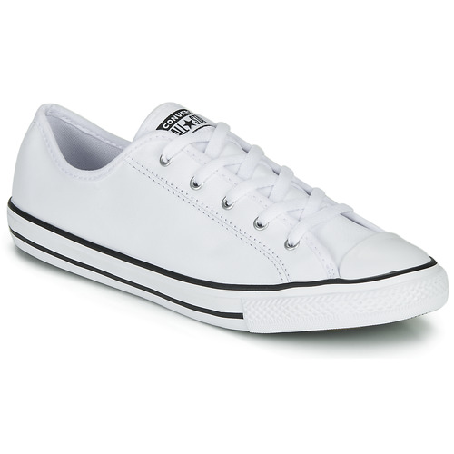 STAR DAINTY GS LEATHER OX White