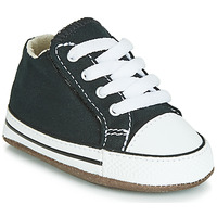 Shoes Children High top trainers Converse CHUCK TAYLOR ALL STAR CRIBSTER CANVAS COLOR  HI Black