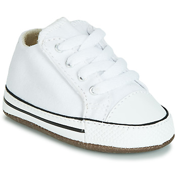 Shoes Children High top trainers Converse CHUCK TAYLOR ALL STAR CRIBSTER CANVAS COLOR  HI White / Optical