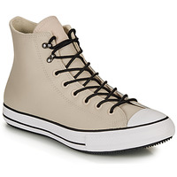 Shoes Men High top trainers Converse CHUCK TAYLOR ALL STAR WINTER LEATHER BOOT HI Beige