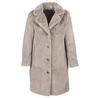 material Women coats Oakwood CYBER Dark / Beige